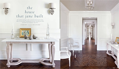 At Home Magazine, March/April 2012